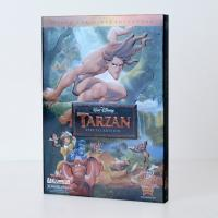 Buy cheap TARZAN Disney DVD Cartoon DVD Movies DVD The TV Show DVD Wholesale Hot Sell DVD from wholesalers
