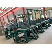 Buy cheap Continuous Drums Wire Drawing Line , Wire Manufacturing Machine Gear Rotation product