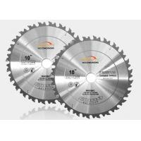 Buy cheap ATB 250x24T Ripping TCT Saw Blade 50mm Thick With Anti Kick Back Shoulder from wholesalers