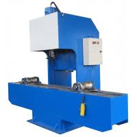 China Straightening machine / light pole machine to straight bent light pole 400mm on sale