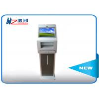 Buy cheap Self Service Terminal Kiosk Advertising With 42 Inch Interactive Touch Screen from wholesalers