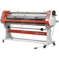 Buy cheap Glue - Proof Paper Roll Lamination Machine , Electric Cold Roll Laminating Machine LD-1600EMHTN product
