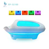 Buy cheap LED Therapy Infrared Dry Steam Sauna Slimming Spa Capsule With Ozone from wholesalers