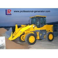 Buy cheap 3200kg Capacity Heavy Construction Machinery , Front End Wheel Loader With 92kw Deutz Engine from wholesalers