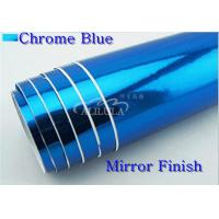 Buy cheap Hot sell sticker chrome vinyl car wrap car body film design from wholesalers