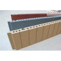Buy cheap Decorative Terracotta Wall Tiles / Outdoor Terracotta Tiles With Weather Resistance from wholesalers