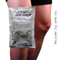 Buy cheap instant ice pack for first aid kits from wholesalers