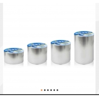 Buy cheap butyl rubber tape / Aluminium sealing tape for waterproofing from wholesalers