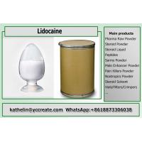 Buy cheap Medical Lidocaine Raw Powder CAS 137-58-6 For Local Anesthetic Powders from wholesalers
