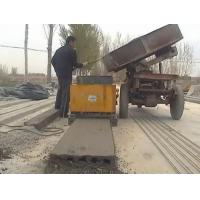 Buy cheap Precast concrete Hollow core slab machine from wholesalers