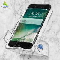 Buy cheap Strong Suction Powerful Mobile Phone Display Stand With Hook from wholesalers
