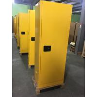 Buy cheap Fireproof Industrial Safety Cabinets 22 Gallon For Laboratory Flammable Liquid from wholesalers
