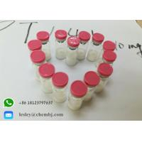 Buy cheap PT141 Bremelanotide Human Growth Peptides Powder 10mg / vial for Erectile Dysfunction from wholesalers