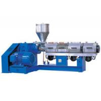 Buy cheap Water Pipe Pvc Twin Screw Extruder , Automatic Control Plastic Extrusion Machine from wholesalers