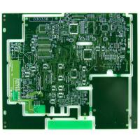 Buy cheap Custom 10 Layer Immersion Gold FR4 SL S1000-2 or ITEQ IT 180 TG 180 High TG PCB Boards from wholesalers