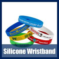 Buy cheap Fashion silicone wristband/silicone bracelet/wrist band from wholesalers
