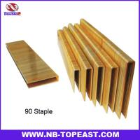 Buy cheap 90 Staples Series for Pneumatic Gun 10,13,16,18,22,25,28,30,32,35,38,40mm from wholesalers