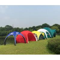 Buy cheap Attractive Inflatable Advertising Tent Easy Assemble Fire Retardant Light Weight from wholesalers