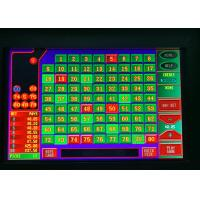 Buy cheap Casino Gold Touch Fox 340s Slot Game Board Wild Keno Multi Games Slot Games Machines from wholesalers