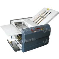 Buy cheap 50W Desktop Paper Folding Machine , A3 Tabletop Paper Folder from wholesalers