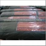 Buy cheap natrual dry bamboo garden split slat fence from wholesalers