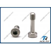 Buy cheap Socket Cap Head Stainless Steel Captive Screw from wholesalers