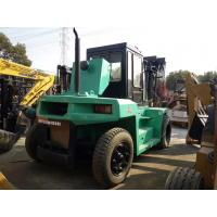 Buy cheap Good Condition Used Mitsubishi FD120A Forklift For Sale,Used 12 tons forklift from wholesalers