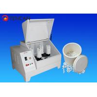 Buy cheap 4L Dual Planetary Ball Mill Wet/Dry Grinding For Iron Ore & Silicon Powder from wholesalers