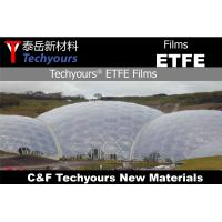 Buy cheap ETFE film architecture membrane building transparency roof shade structure from wholesalers