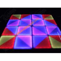 Buy cheap DMX 512  Aluminum Panel RGB Stage LED  Dance Floor Party Event Lighting Dance Floor Lights from wholesalers
