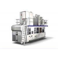 Buy cheap Stainless Carton Brick Beverage Filling Line Beverage Packaging Machine For Juice / Milk from wholesalers