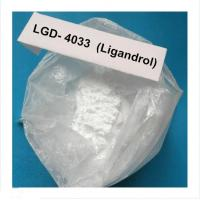 Buy cheap LGD-4033 SARMs Steroids CAS 1165910-22-4 for Fat Loss / sarms bodybuilding from wholesalers