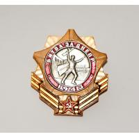 Buy cheap Metal Military Police Badge Die Casting / Die Struck For Historical Events Collection from wholesalers