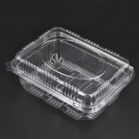 Buy cheap PET Disposable Plastic Boxes from wholesalers