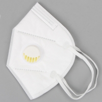 Buy cheap Personal Protective Disposable KN95 Foldable Dust Mask from wholesalers