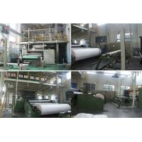 Buy cheap 1600mm - 4200mm Width PP Non Woven Fabric Machine With SSS / SMS  / S / SS from wholesalers