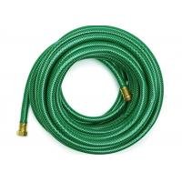 Buy cheap Retractable Flexible Garden Pvc Hose Heavy Duty For Water Irrigation from wholesalers