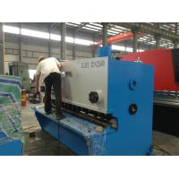 Buy cheap 450mpa Hydraulic Guillotine Shearing Machine / Hydraulic Transmission System from wholesalers
