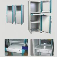 Buy cheap Anti Corrosive IT Rack Enclosures / Server Storage Cabinet For Network Equipment from wholesalers