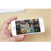Buy cheap 4 Iphone 5s Tyrant gold MTK6582 Quad core 3G IPS screen, 1GB rom 8GB Ram, gps, bluetooth from wholesalers