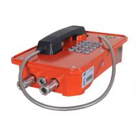 China Intrinsic Safety Type Explosion Proof Robust Telephone in Hazardous Areas on sale