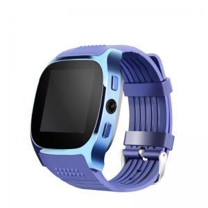 China MTK6261 2.0M Camera Smart Watch SIM T8 smart watch Card Phone Call Step Sleep Monitor Blue tooth Smart Watches USB2.0 on sale