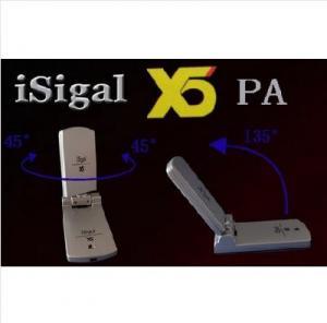 China Latest 2000mW iSigal X5 PA High Power USB WiFi Wireless Adapter 3070 Telechip (Mini-phone-style) on sale