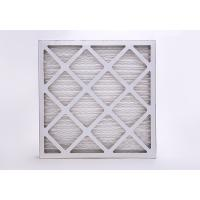 Buy cheap foldaway paper frame filter from wholesalers