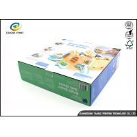 Buy cheap Big Corrugated Packaging Box For Barbie Toy Gold / Silver Foil Stamping from wholesalers