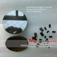 Buy cheap Rectangle PCD inserts/ Square PCD insert/Round PCD inserts blanks  sarah@moresuperhard.com from wholesalers
