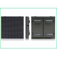 Buy cheap Dustproof Outdoor Led Displays With Iron Cabinet P5 1 / 8 Scan CE UL from wholesalers