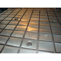 Buy cheap Cast Iron Assembly Plates from wholesalers