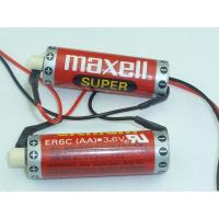Buy cheap MAXELL ER6C 3.6V 1800MAH AA Lithium Battery from wholesalers