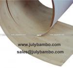 Buy cheap 0.4mm Bamboo Veneer vertical Natural BVW-2 from wholesalers